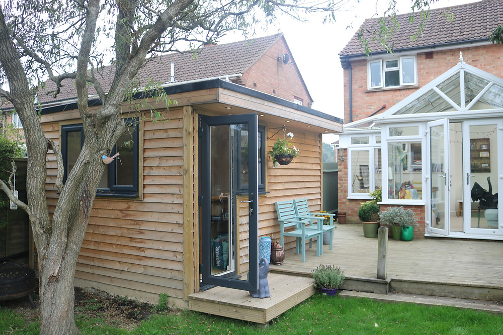 Garden Studio for Hairdresser