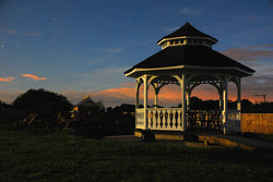 Victorian Bandstand Gazebo
