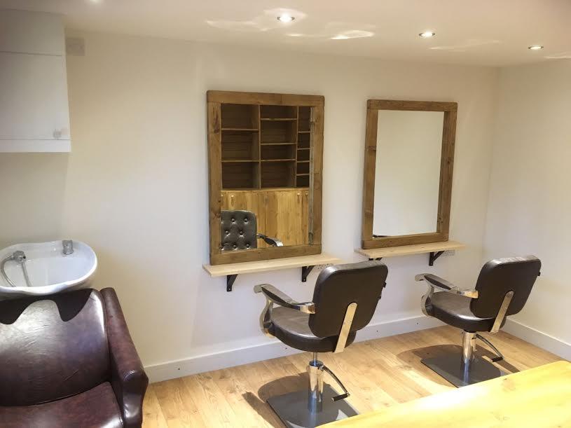 Garden Room for Hairdresser