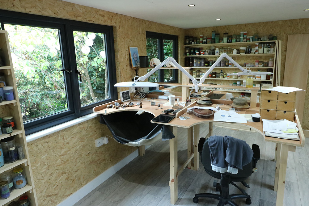 Garden Room Workshop, Surrey