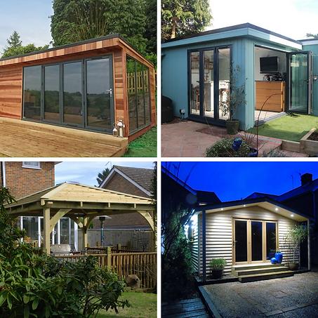 Garden Structures East Sussex