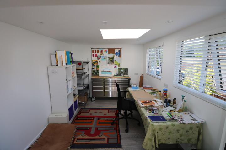 Garden Art Studio, Sussex