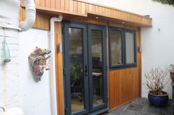 Garden Office Extension