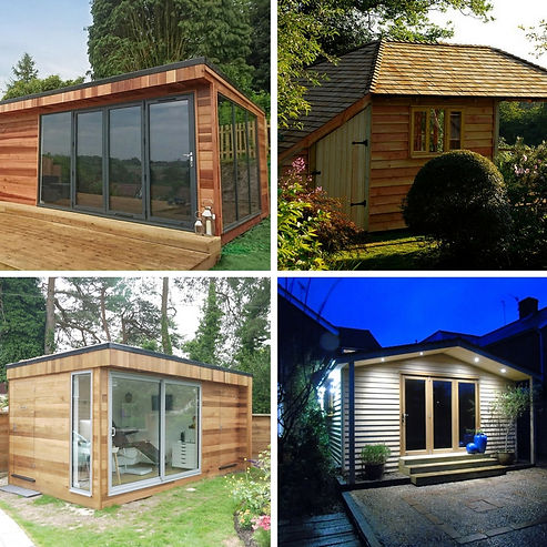 Garden Rooms Sevenoaks