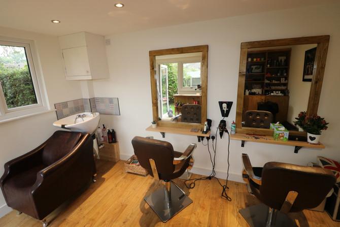 Garden Rooms - The Perfect Home Salon