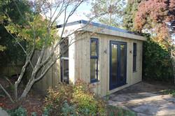 Office in the Garden