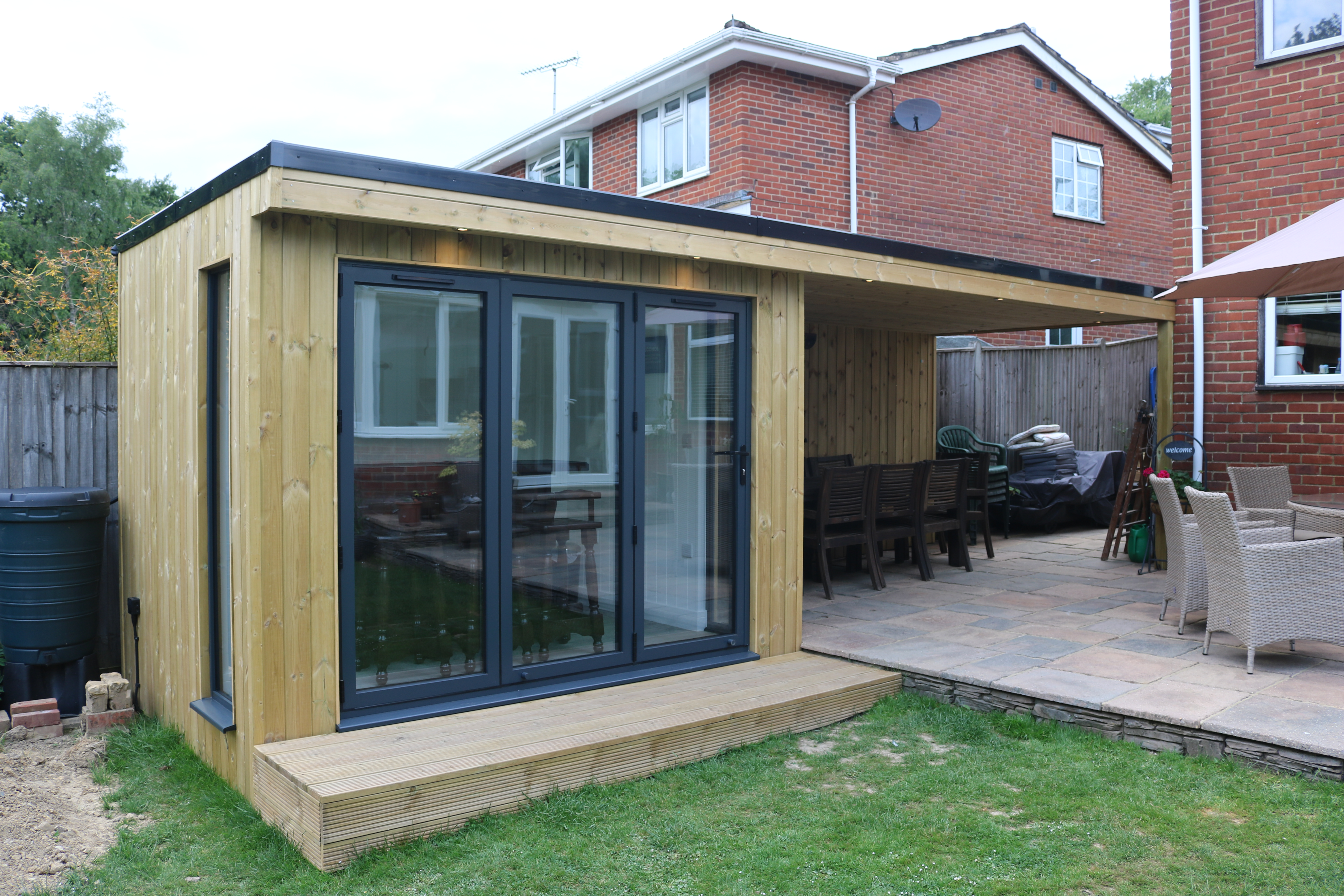 Garden Room with Veranda