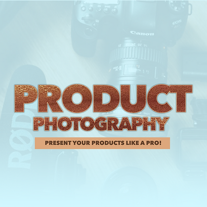 Product Stock Photography