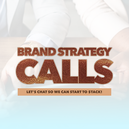 Brand Strategy Call