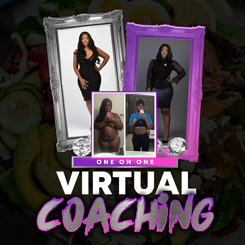 PRIVATE ONE ON ONE VIRTUAL COACHING