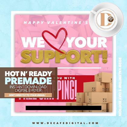Free Shipping Pink