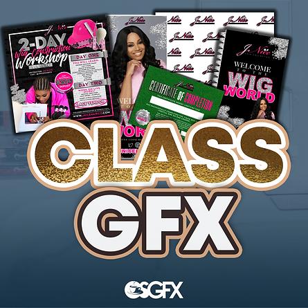 Class GFX Packages