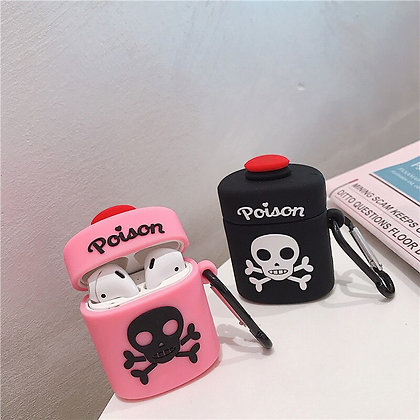 That Girl is POISON Airpod Case