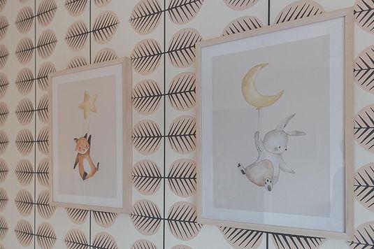 Warrington Girls Bedroom Interior Design