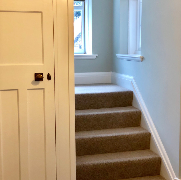 Hall Stairs and Landing Refurb