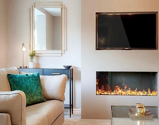 Warrington Interior Design, Living Room