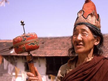 На тропе хиппи: Непал