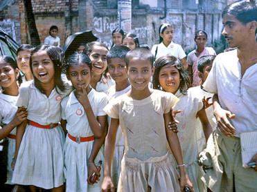 На тропе хиппи: Индия