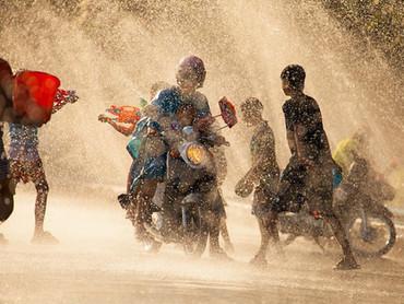 Happy Songkran или Тайский Новый Год