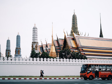 Есть всего 2-3 дня: Бангкок