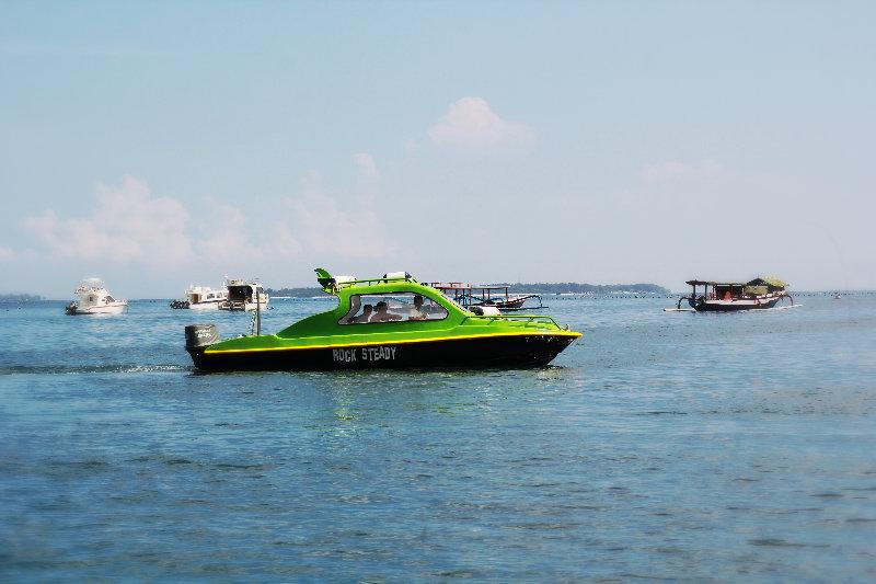 Teluk Nara Harbour to Gili Islands