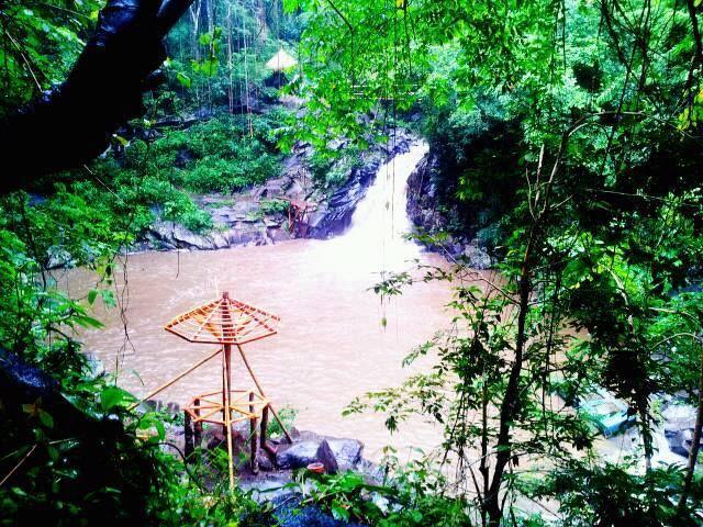 Tui Tipuq Waterfall & 7 pools