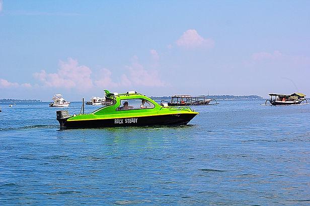 Rocksteadyspeed boat