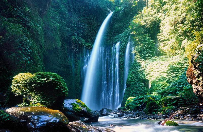 Senaru Waterfalls tour