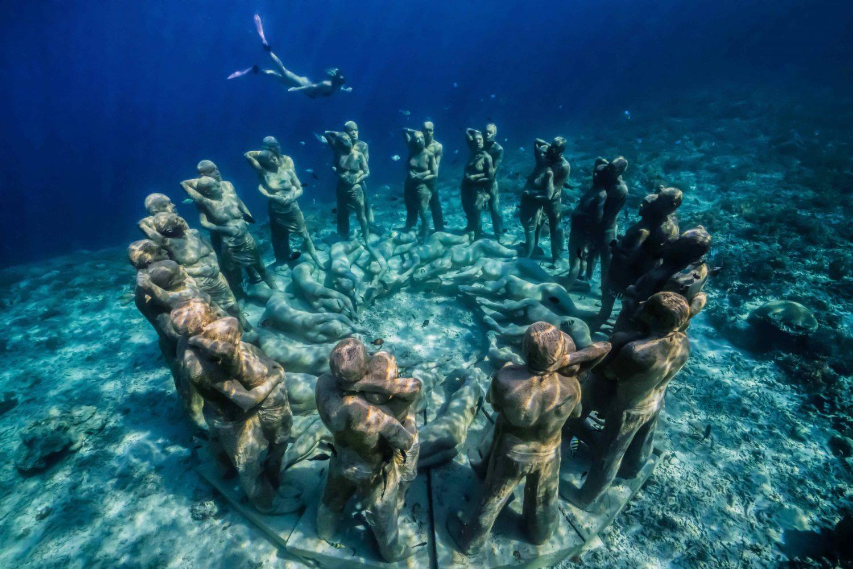 Snorkelling 3 Gili Islands