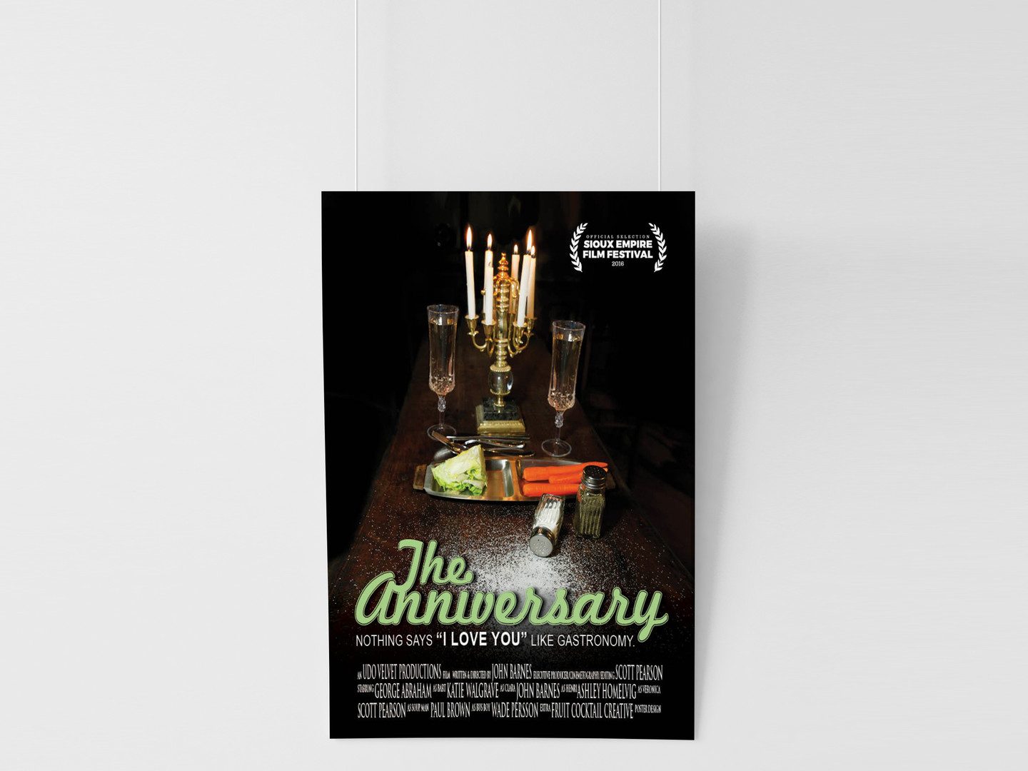 The Anniversary Movie Poster