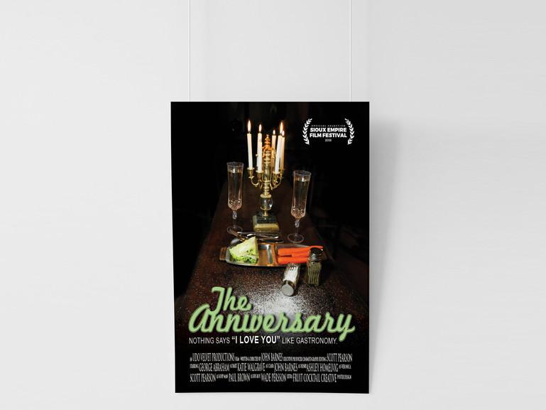 The Anniversary Movie Poster