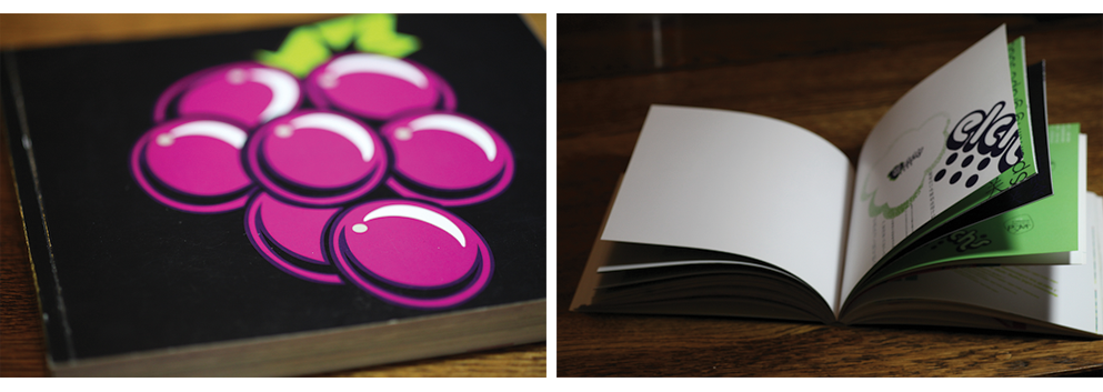 Welch's Typography Study Coffeetable Book