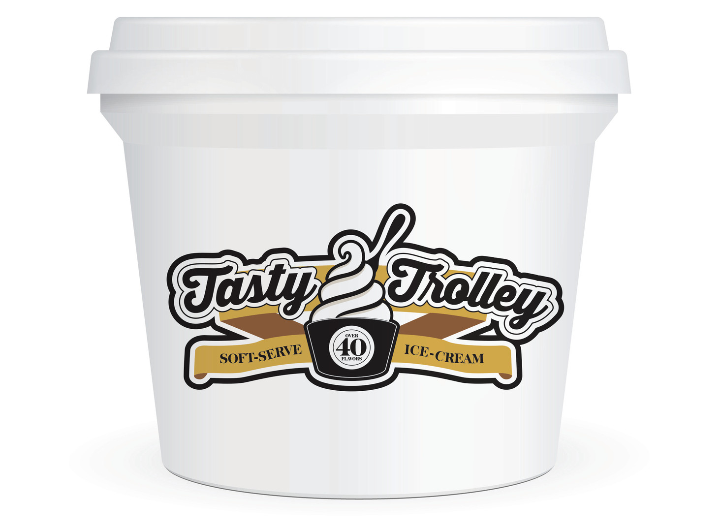 Tasty Trolley Logo