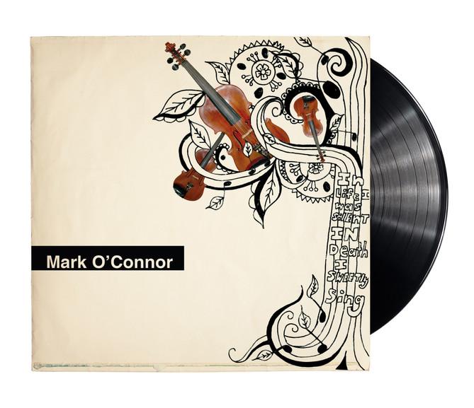 Mark OConnor Album Cover