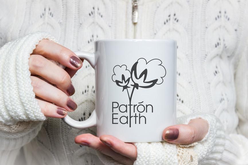 Patron Earth Logo