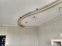Двухуровневый потолок, многоуровневый потолок, двухуровневый натяжной потолок, многоуровневый натяжной потолок