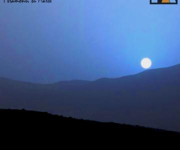 I tramonti su Marte  In orbita da Venerdì 06.12.2019