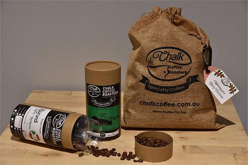 Espresso Pack - 250g Espresso Blend + 250g of Single Origin