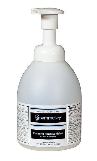 Symmetry Foaming Hand-Sanitizer by Buckeye Hand 550 ml