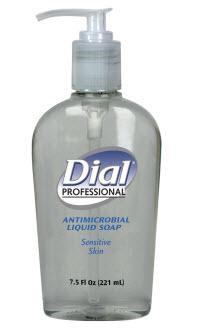 Sensitive-Skin-Liquid-Soap-by-Dial-Corporation 7.5 oz.