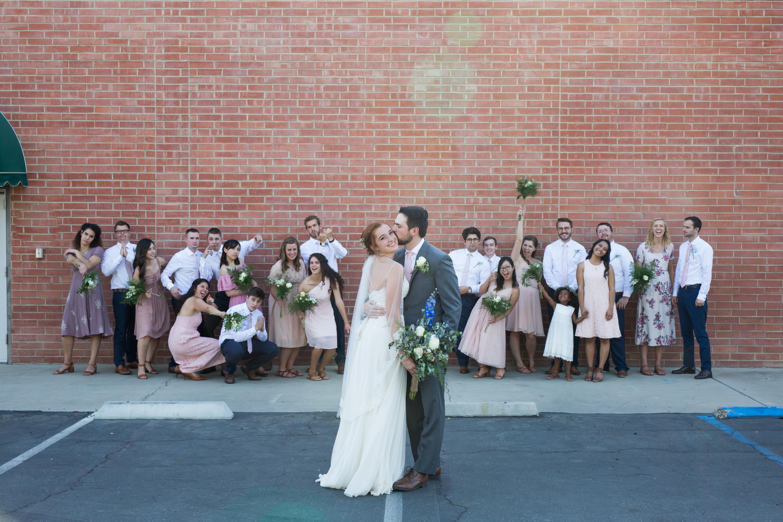 Grimes Wedding Party
