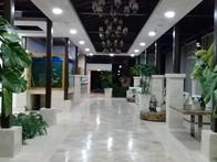 Lobby del Hotel Boutique del Lago by Nagua