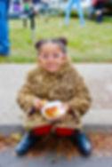 Mimi at the Christmas Village.JPEG