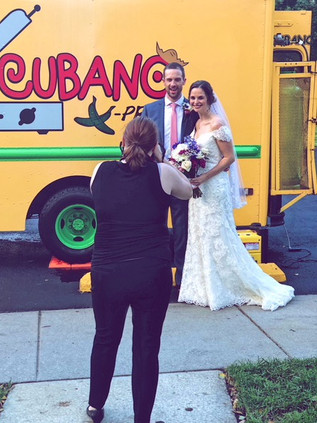 Rent our truck for your wedding.