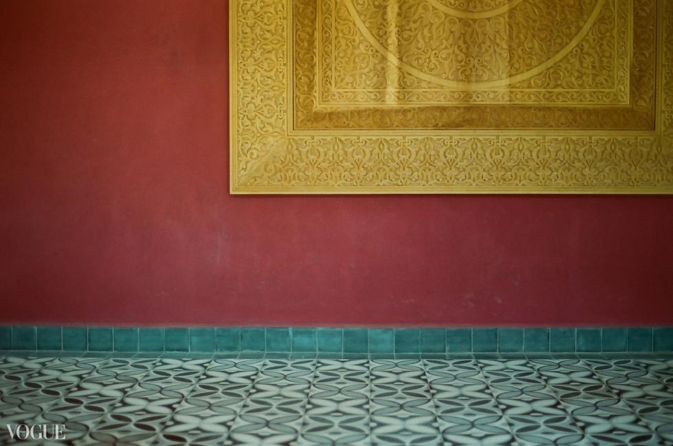 VOGUE Le colours du Moroc © Lala Serrano
