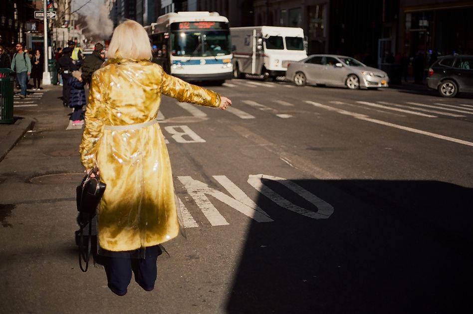 Lala Serrano New York Photography Analog