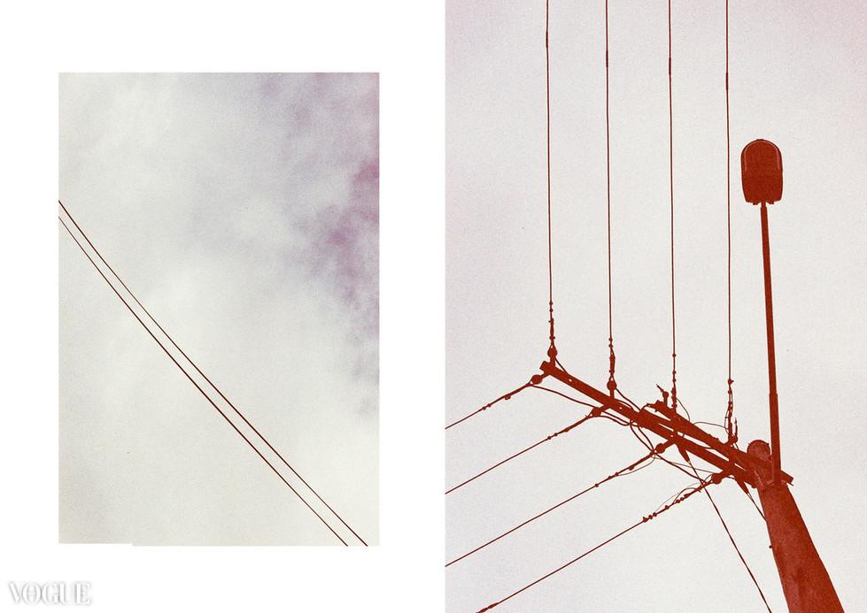 Equidistante VOGUE © Lala Serrano