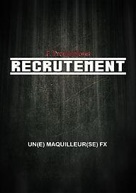 Recrutement F. Productions
