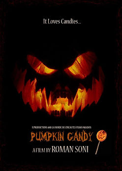 Pumpkin Candy