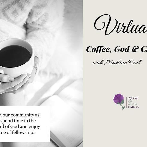 Virtual Coffee, God & Chill